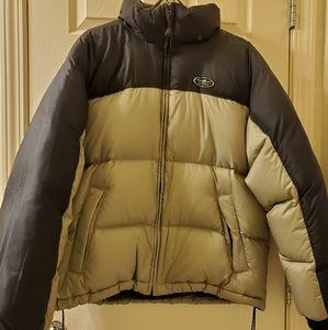 Eddie Bauer Mens Down Puffer Coat